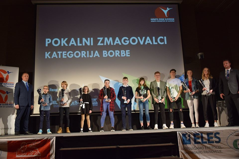VALENČAK NELI, POKALNA ZMAGOVALKA 2019 - BORBE DEKLICE