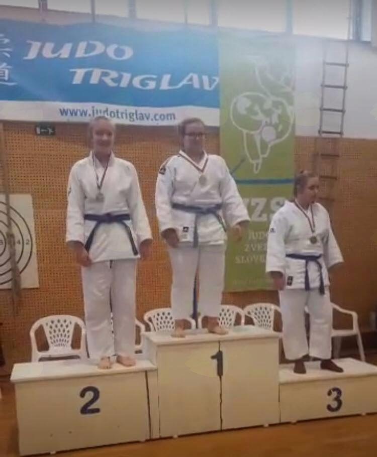 Andreja- državna prvakinja
