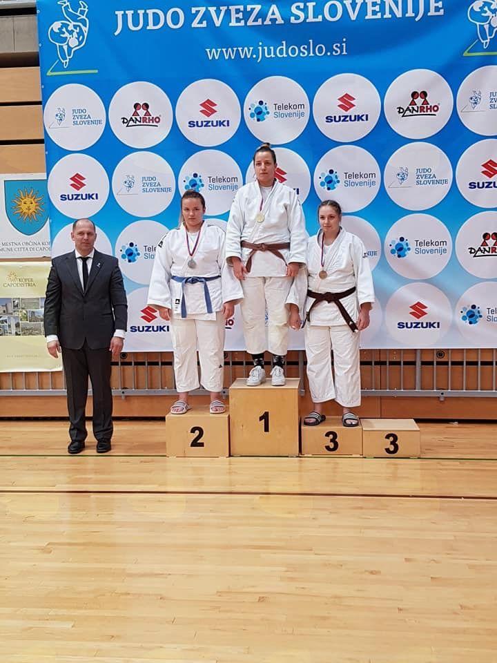 Andreja Tomažič, 2. mesto