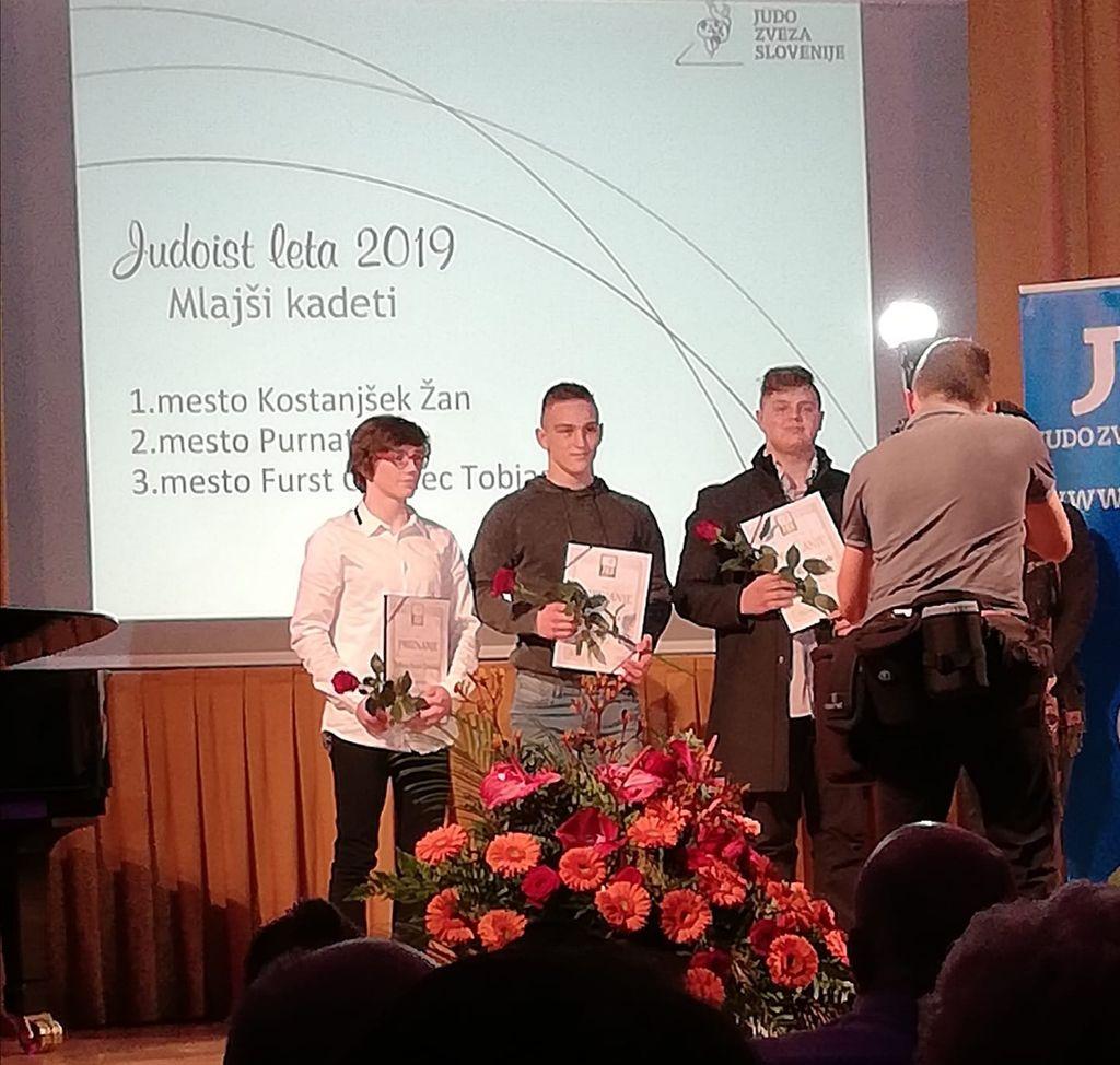 Žan Kostanjšek - najboljši v državi pri U16