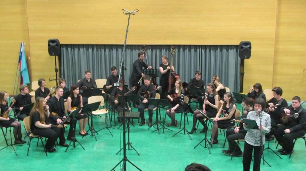 Letni koncert Tamburaškega orkestra Šmartno
