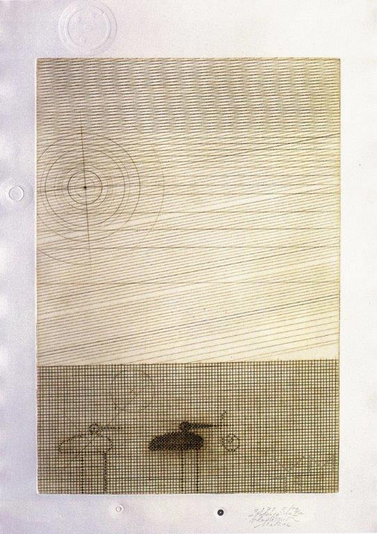 Grafična razstava: Iz zakladnice slovenske grafike Vladimir Makuc