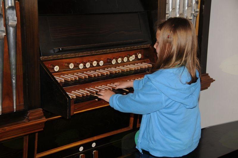 Orgelski koncert GŠ Litija-Šmartno