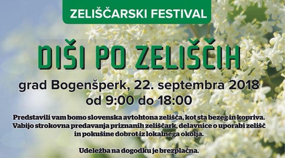Zeliščarski festival Diši po zeliščih