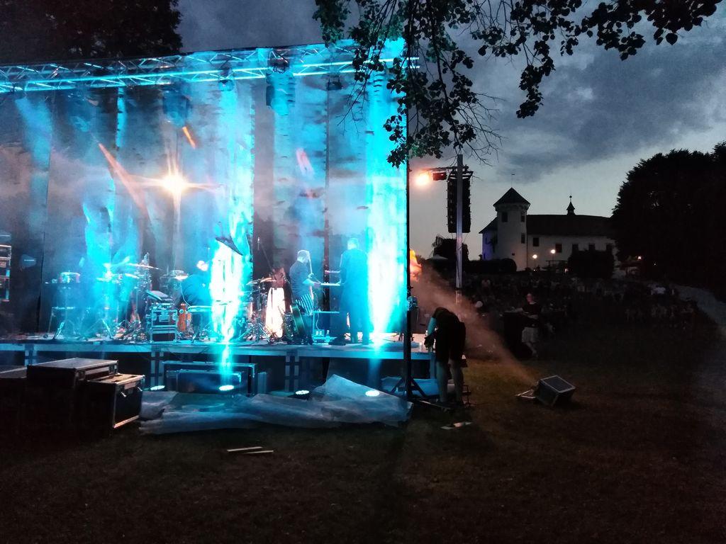 Prvi polčas festivala Bogenšperk