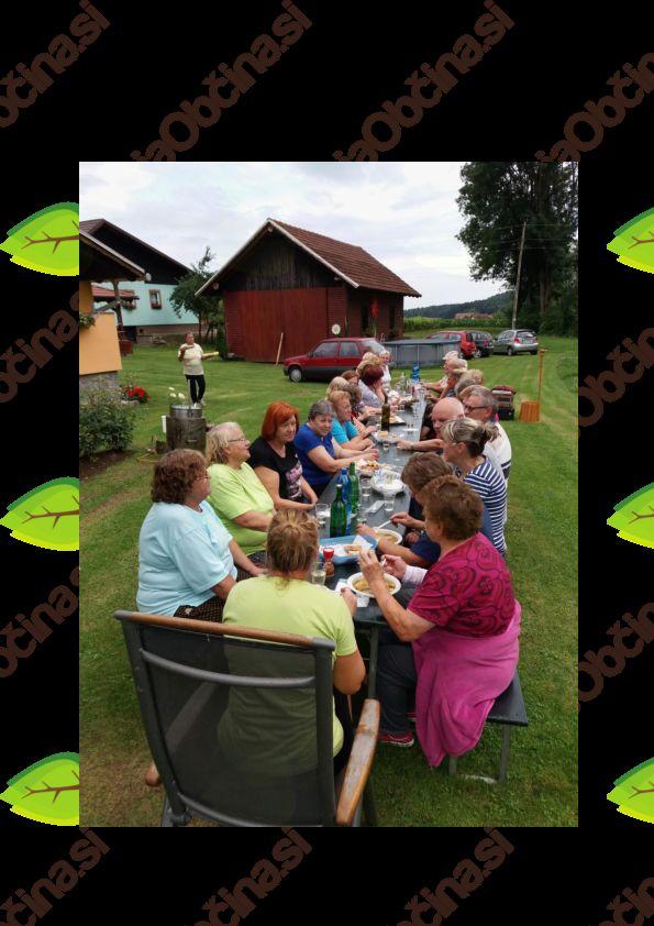 Delovni mesec v Društvu kmečkih žena Oplotnica