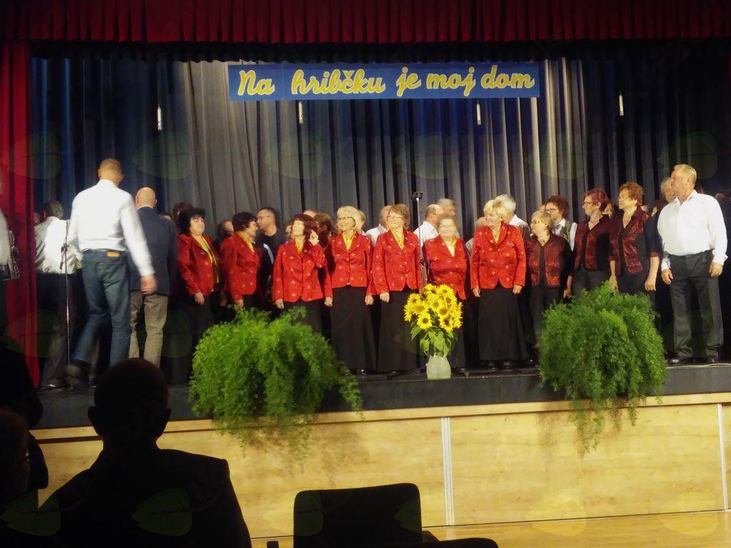 Na koncu smo zapeli skupno pesem.