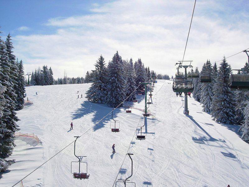 Slovenska smučišča