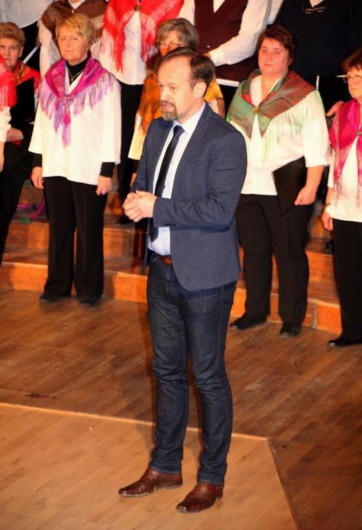 Šmarski župan g. Rajko Meserko