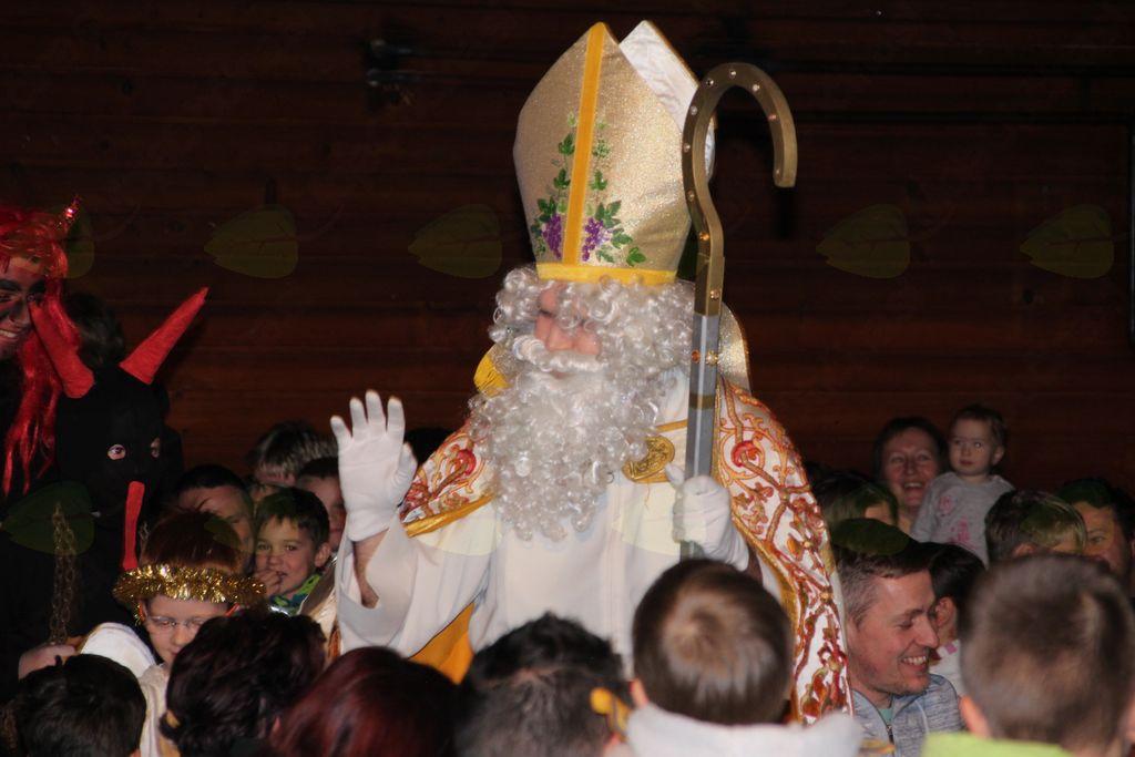 Prihod sv. Miklavža