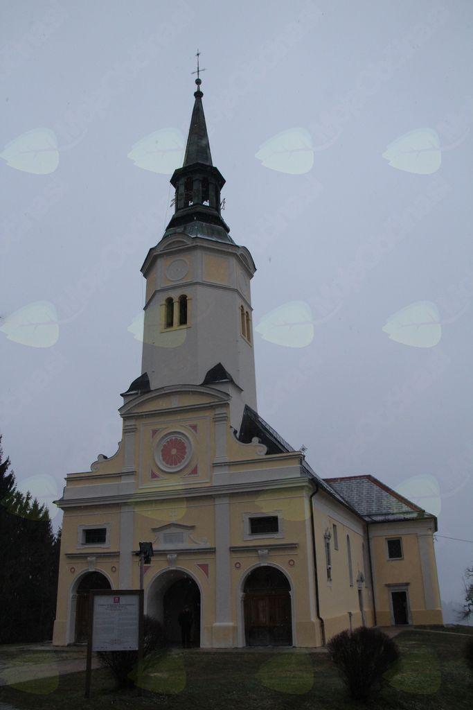 Župnijska cerkev v Štangi