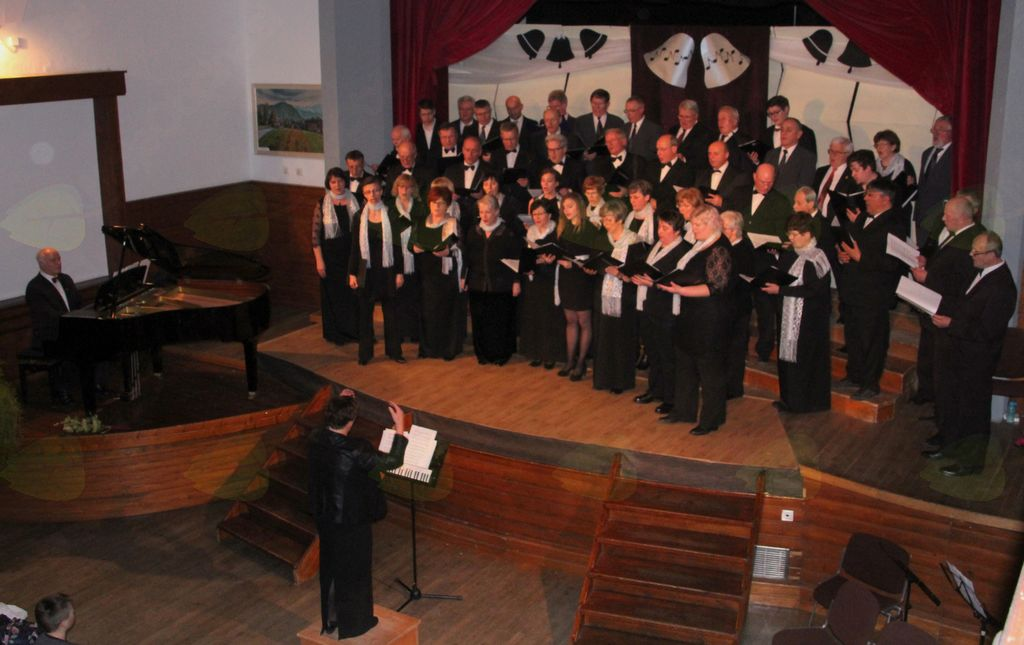 Združena zbora