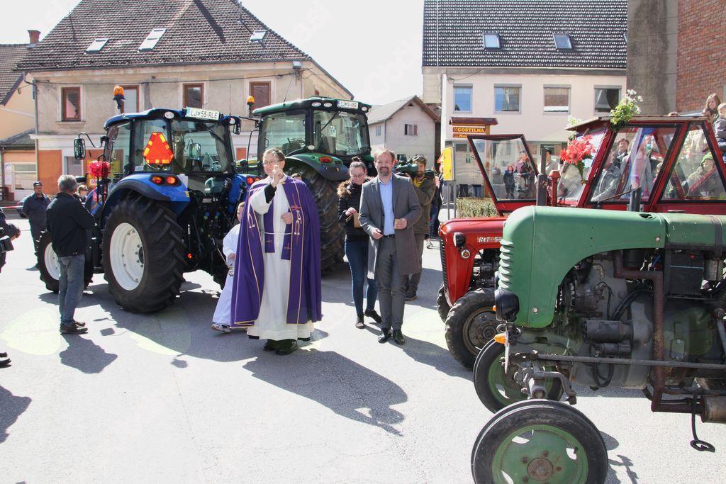 med udeleženci tudi Šmarski župan g. Rajko Meserko