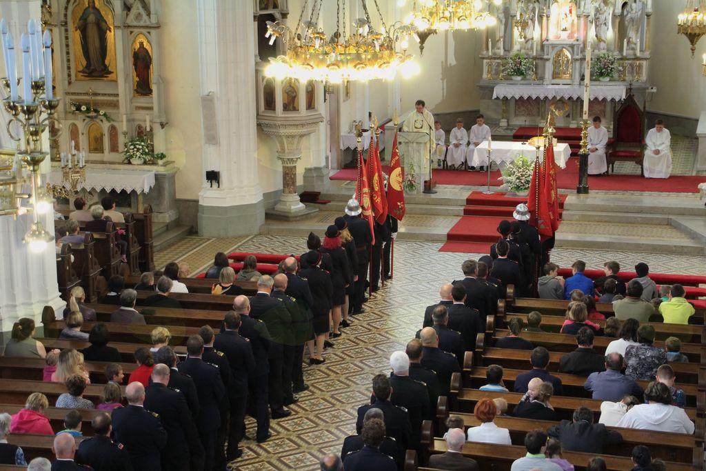 Ob godu sv. Florjana