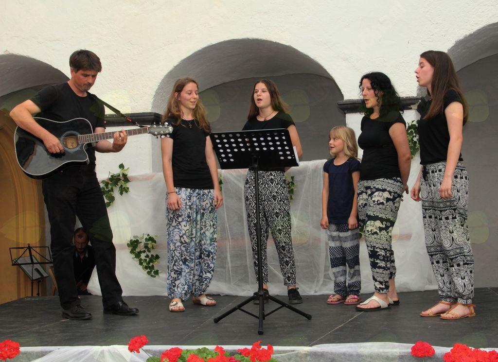 Družina Smrkolj, Šenčur
