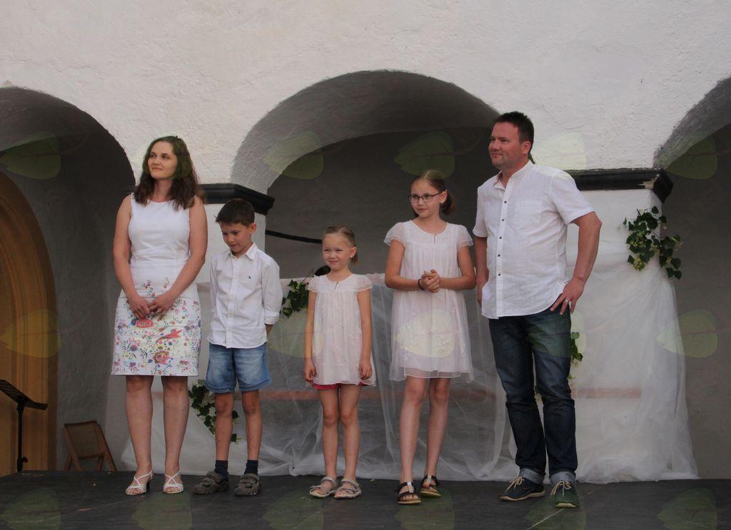 Družina Rakar, Šmarca pri Kamniku