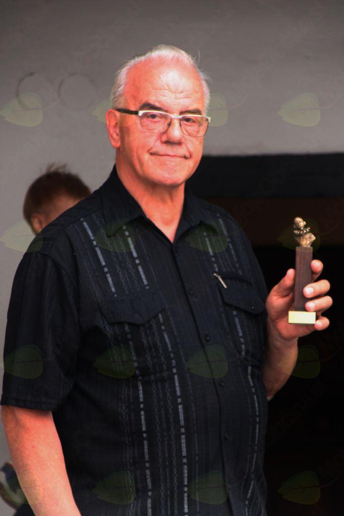g. Rudi Vidic, prejemnik priznanja Gallusovega kipa