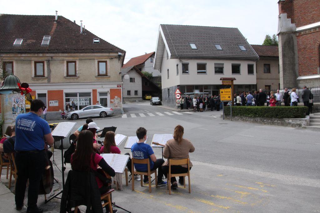 Koncert na Staretovem trgu