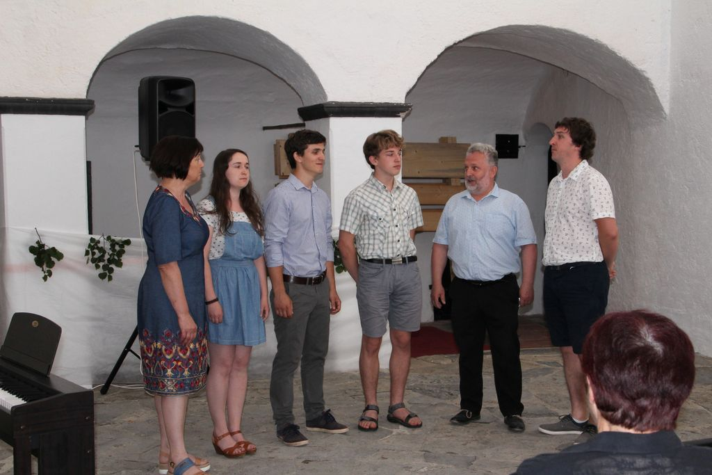 Družina Repenšek, Mozirje