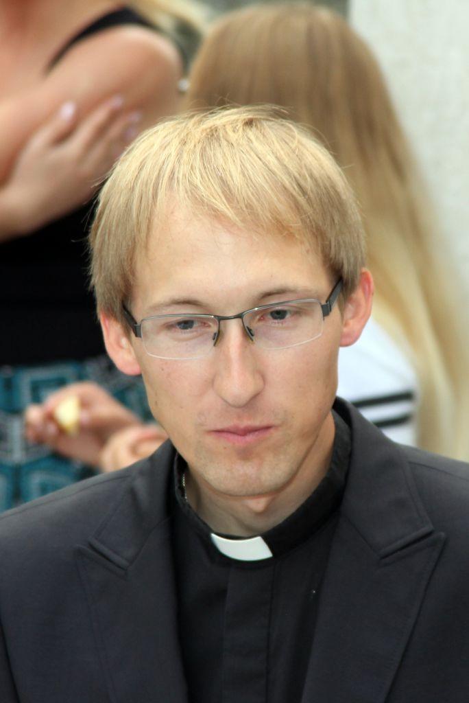 g. Marko Mohor Stegnar, šmarski župnik
