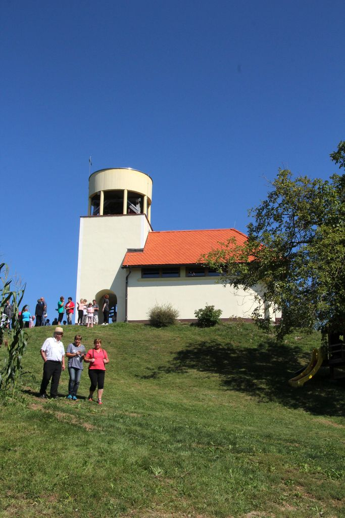 Pri sv. Roku na Felič Vrhu