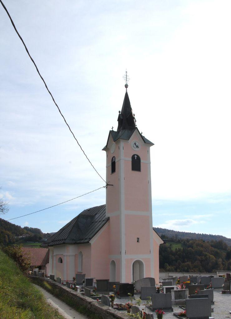 Cerkvica sv. Mohorja in Fortunata na Libergi
