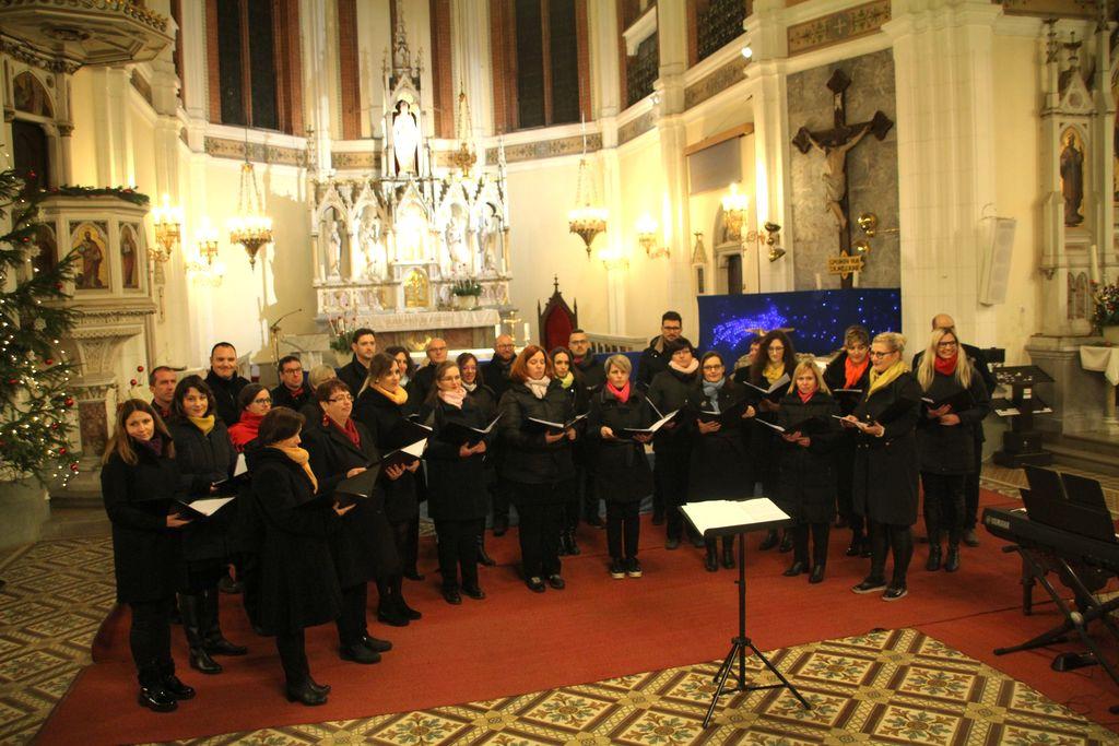 Mešani pevski zbor Leo Fortis