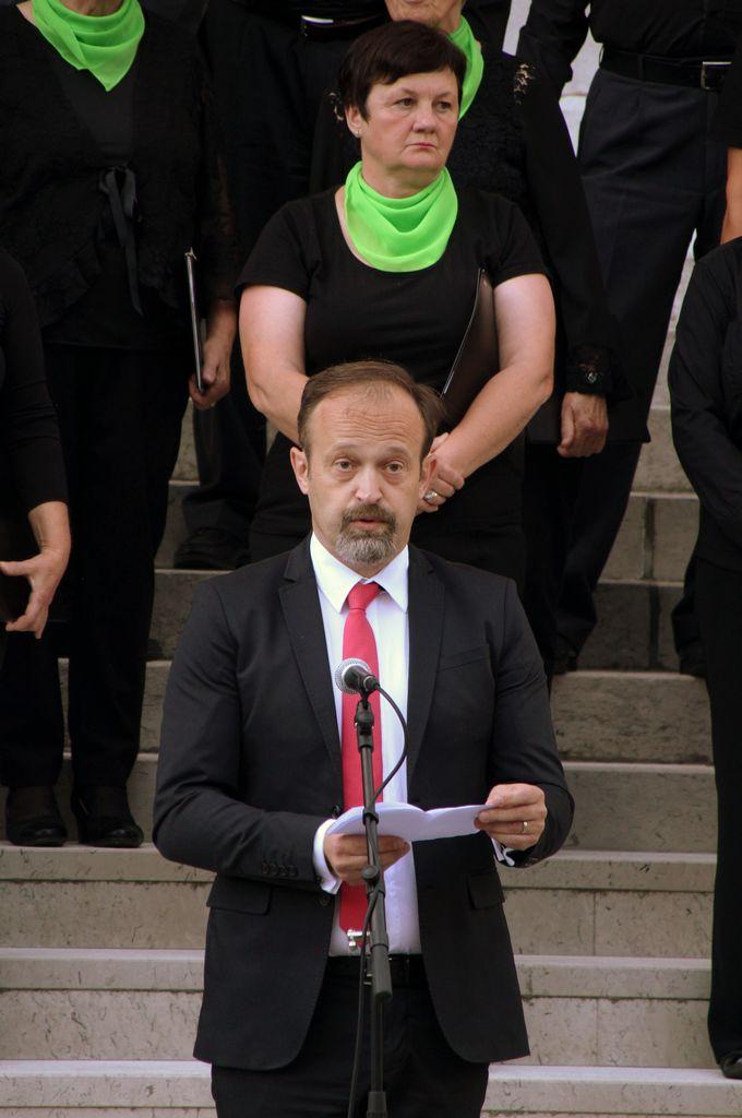 Župan g. Rajko Meserko