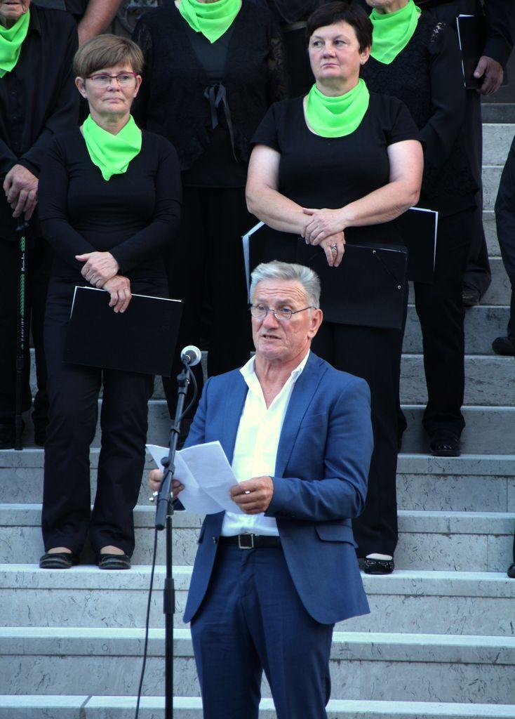 Slavnostni govornik g. Jernej Lampret