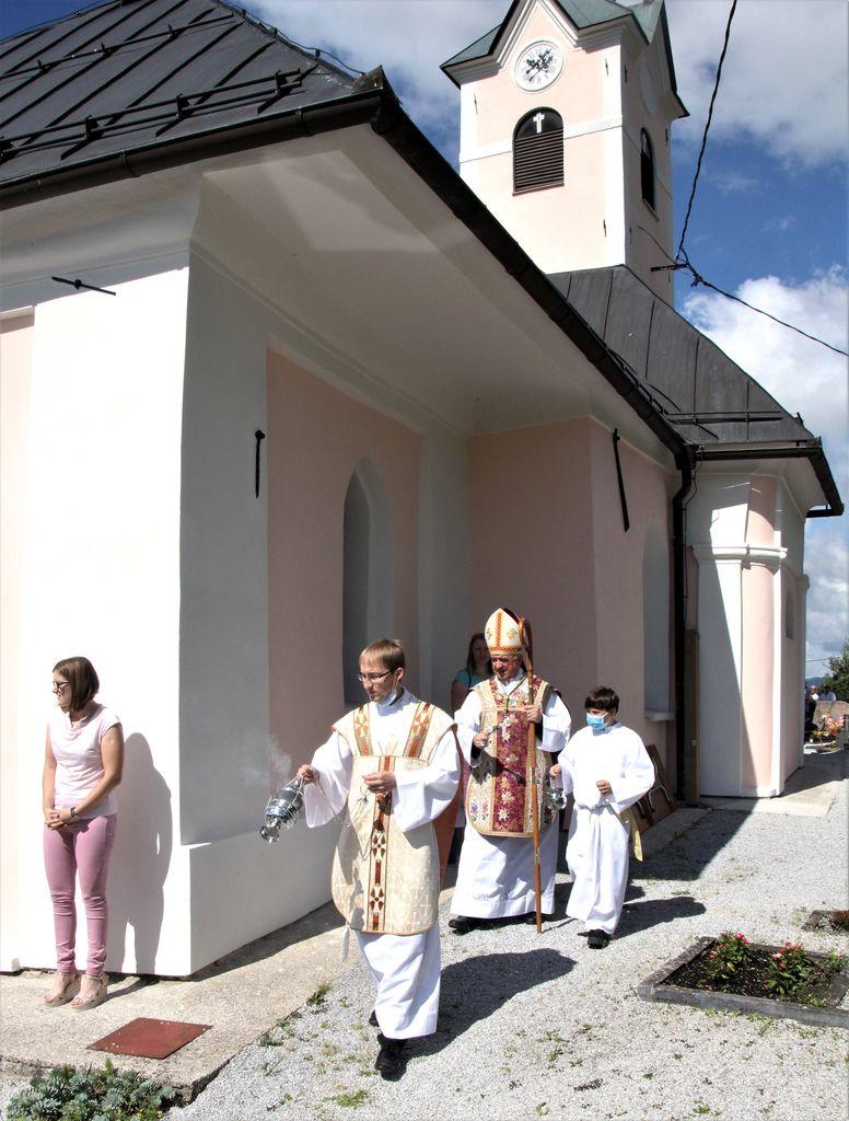 Blagoslov del na Libergi