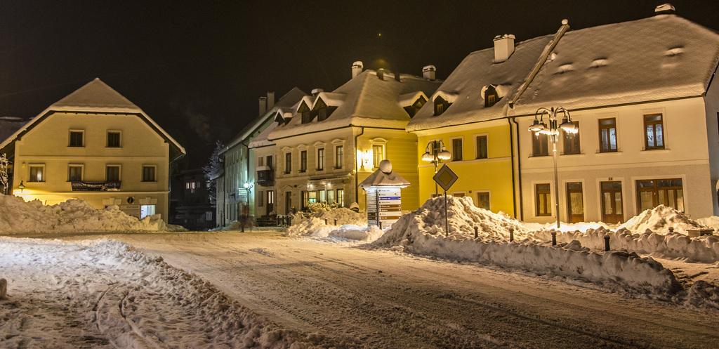 Zimski urnik TIC-a Bovec