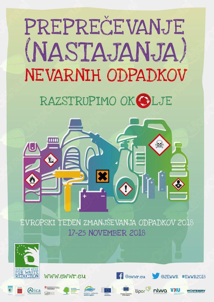 Preprečevanje nastajanja nevarnih odpadkov