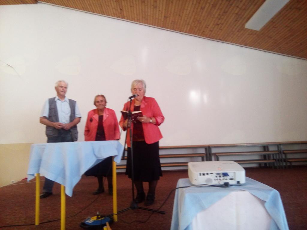 Srečanje ob mednarodnem dnevu starejših