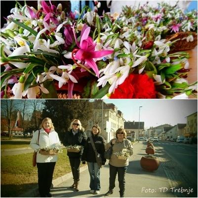 Trebanjski turisti ponovno presenetili občanke in občane