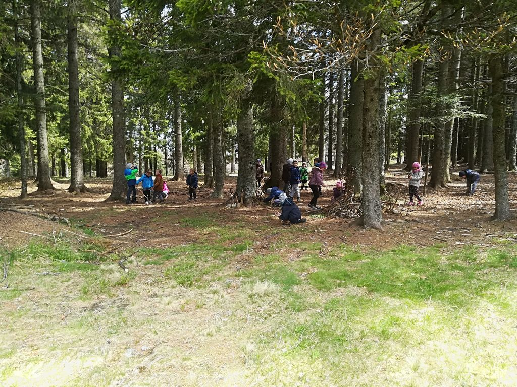 Vrtec Cirkovce – eko tabor