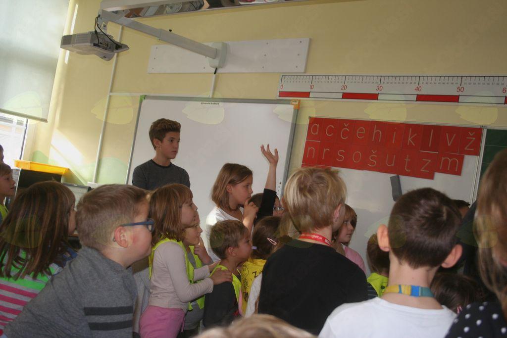 Prvošolci iz OŠ Cirkovce sprejeti v šolsko skupnost