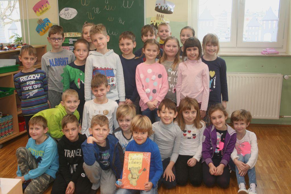Projekt  Naša mala knjižnica v 2. razredu OŠ Cirkovce