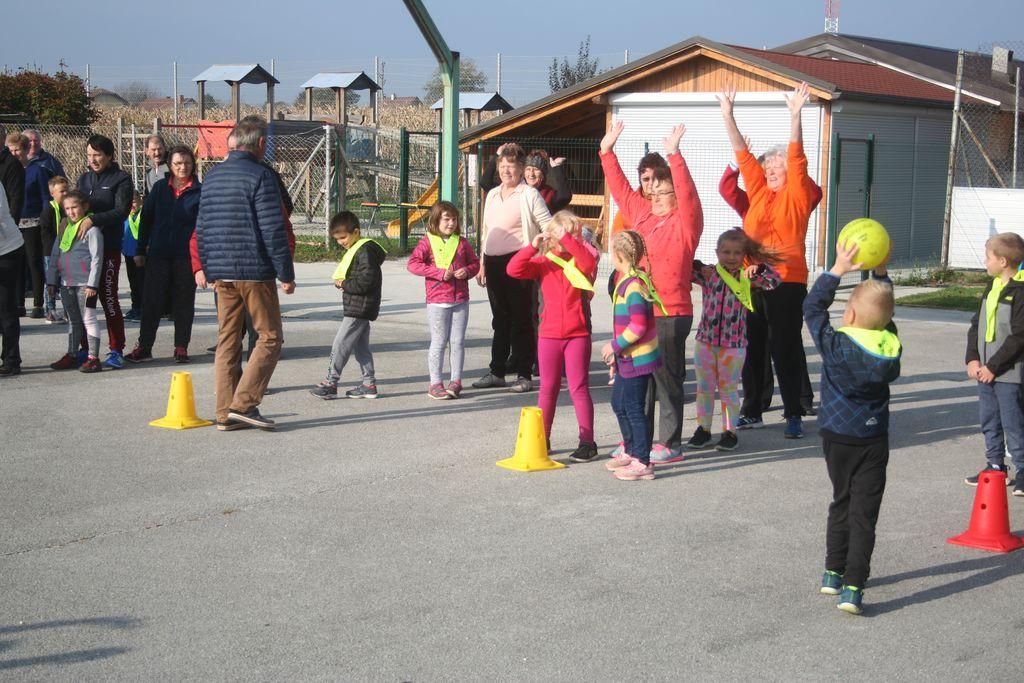 Vrtec in OŠ Cirkovce: Zdrava šola