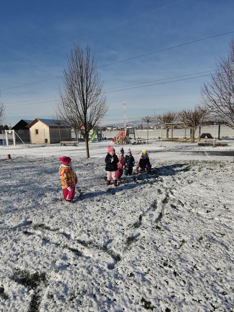 Na snegu