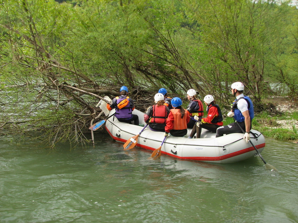 Ekološki spust po reki Savi 2017