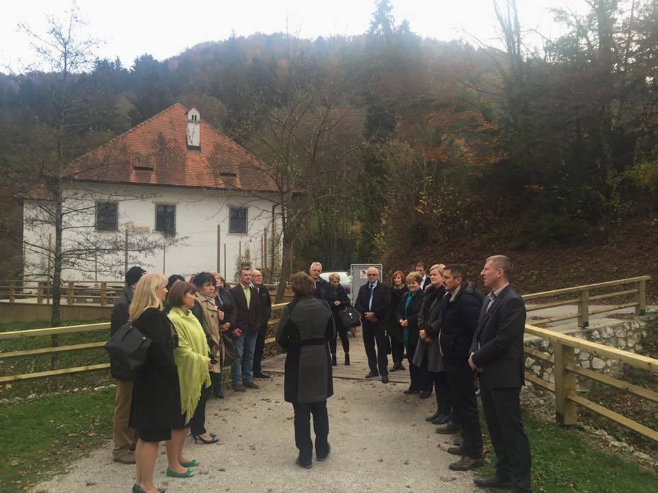 Destinaciji Rogla-Pohorje SREČNO na poti v skupno zeleno prihodnost