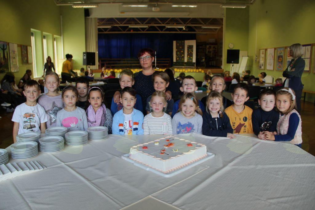 Sprejem prvošolcev v skupnost učencev šole