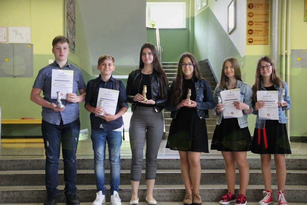 Mladi raziskovalci s priznanji z državnega srečanja
