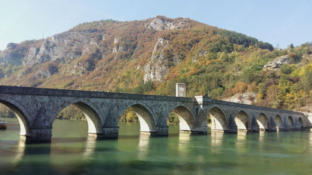 Višegrajski most na Drini