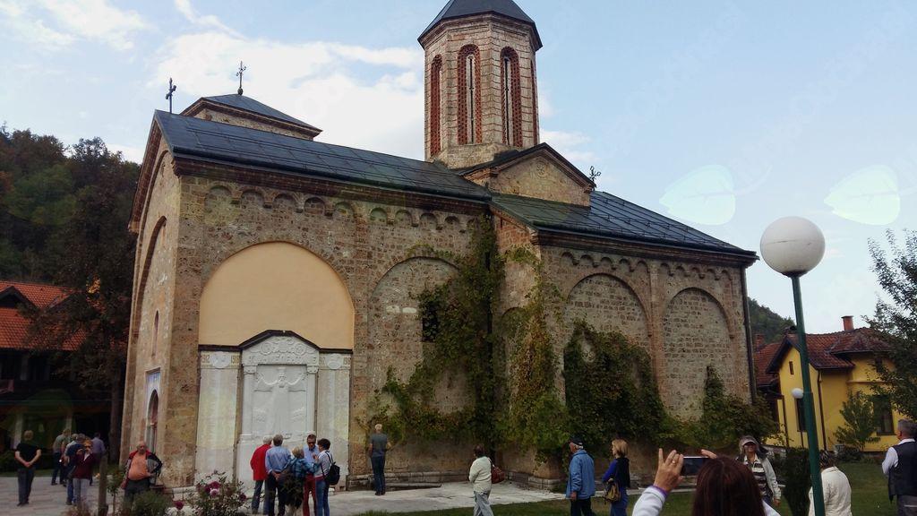 Samostan Rača
