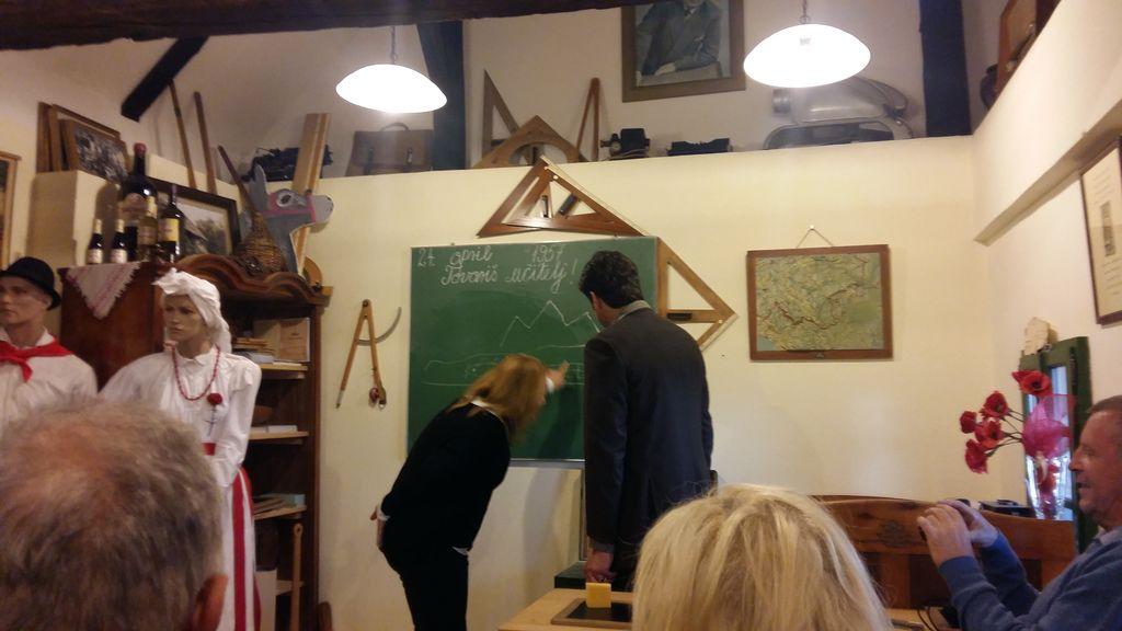 Pri pouku