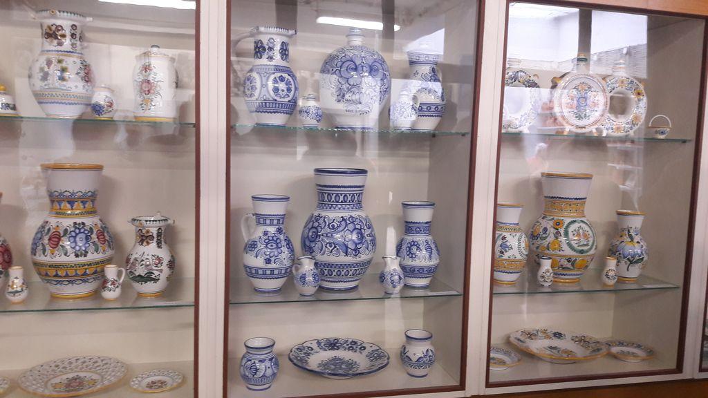 Modra - keramika