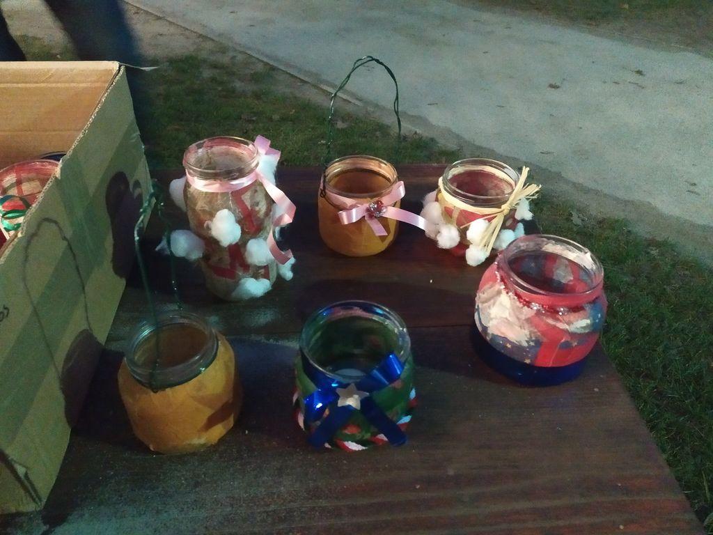 Pohod z lučkami po Bistrici pri Tržiču