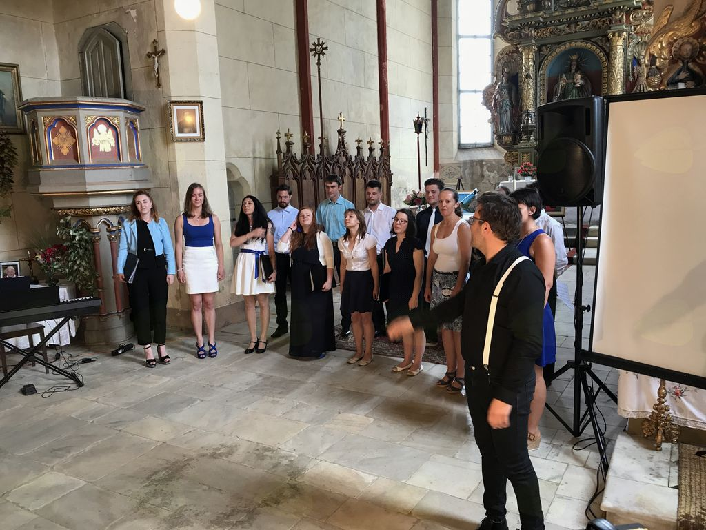 Mešani pevski zbor Strune