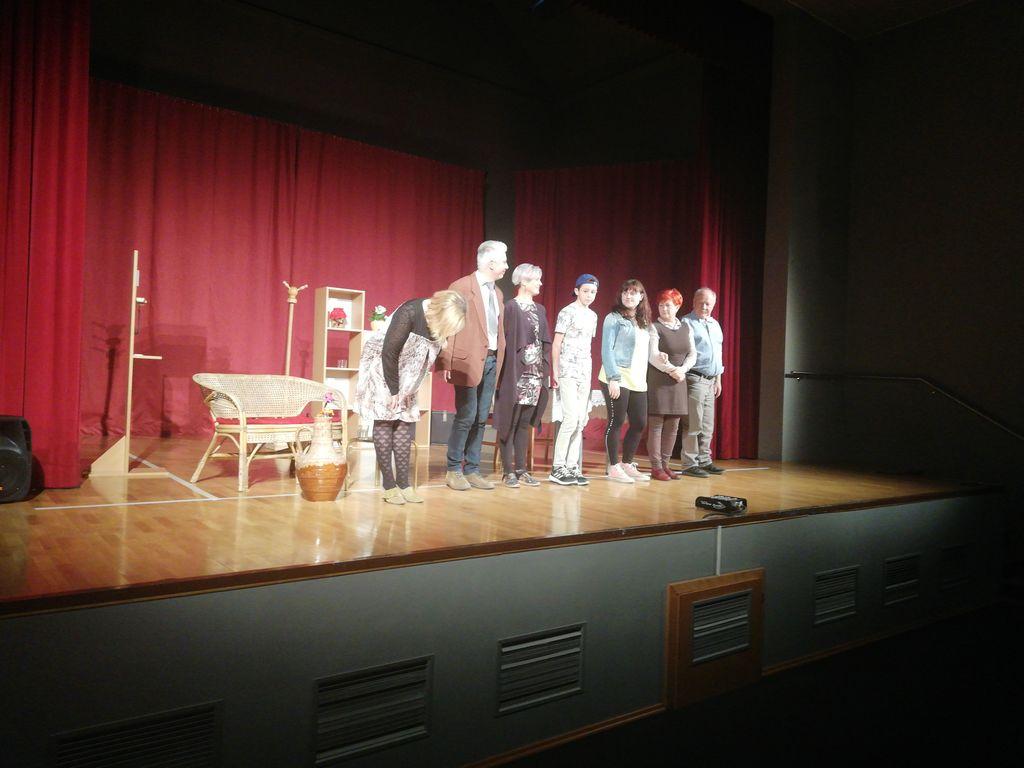 Gledališka skupina KD Kapla